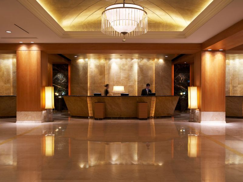Seoul lotte world resort hotel