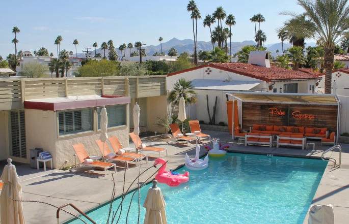 Hotel Palm Springs