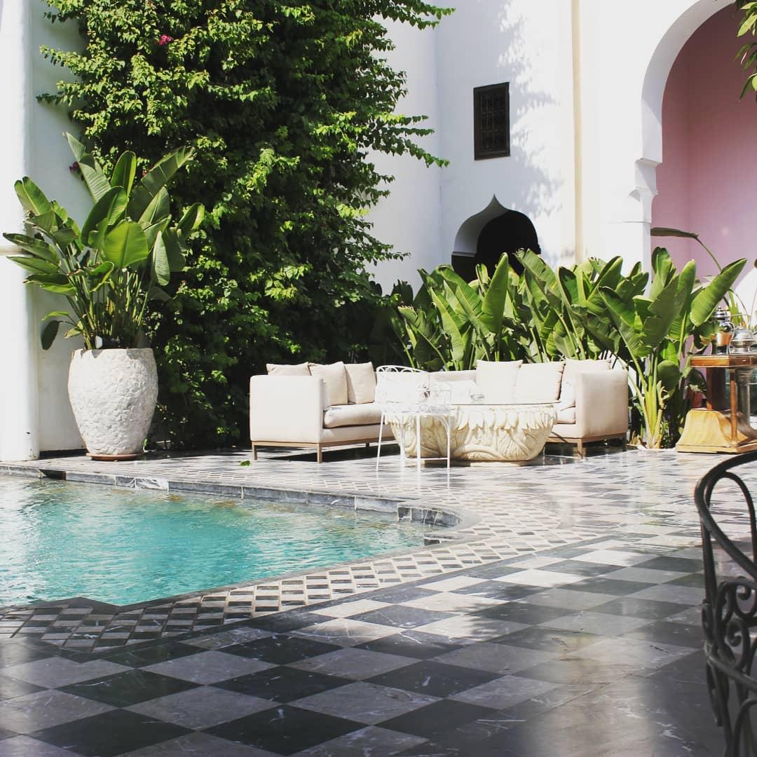 Arnaque marrakech