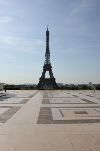 trocadero paris vide