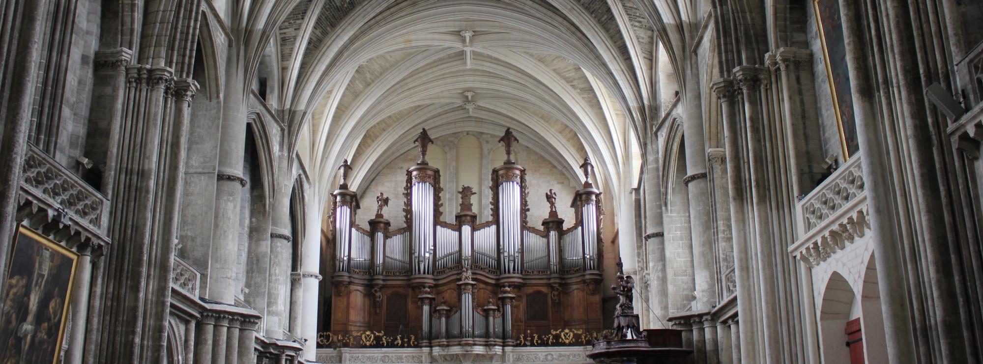 cathédrale Bordeaux