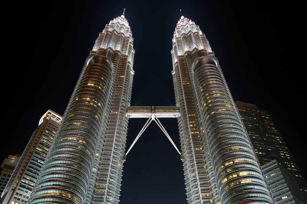 acier architecture asie batiments