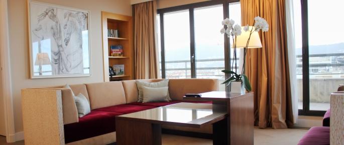 Suite Hyatt Regency Nice