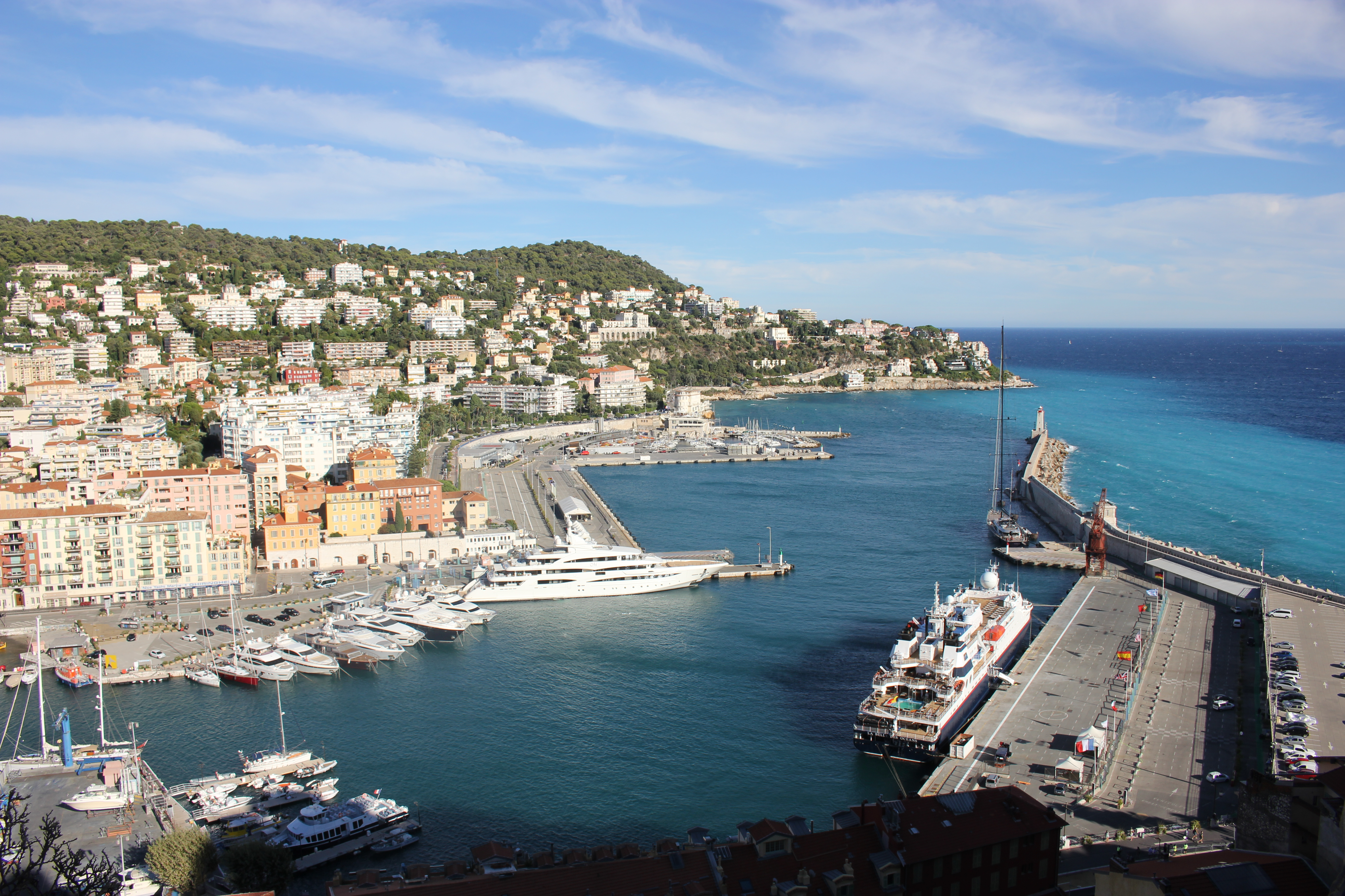 french riviera weekend nice