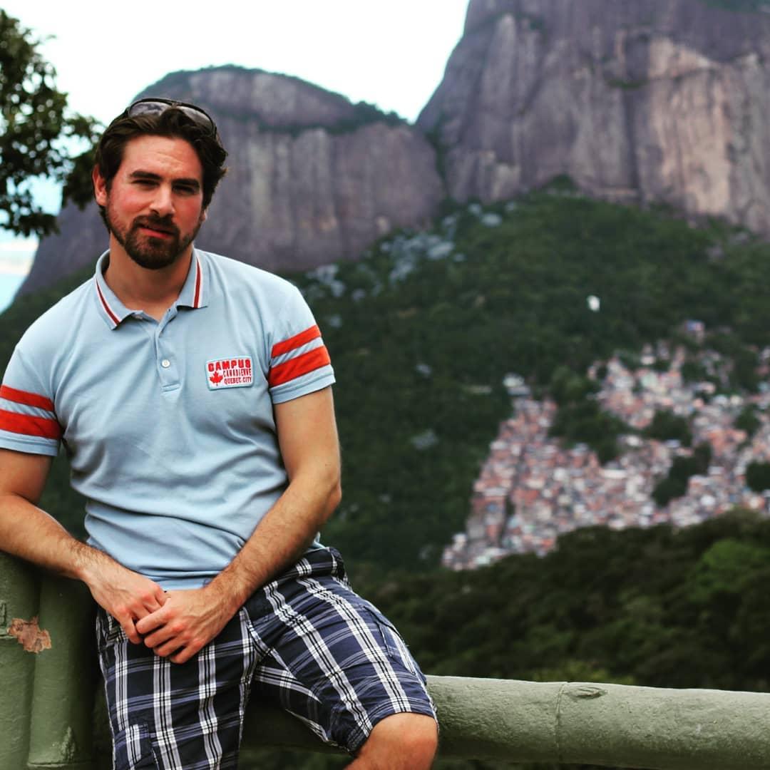 touriste Rio de Janeiro