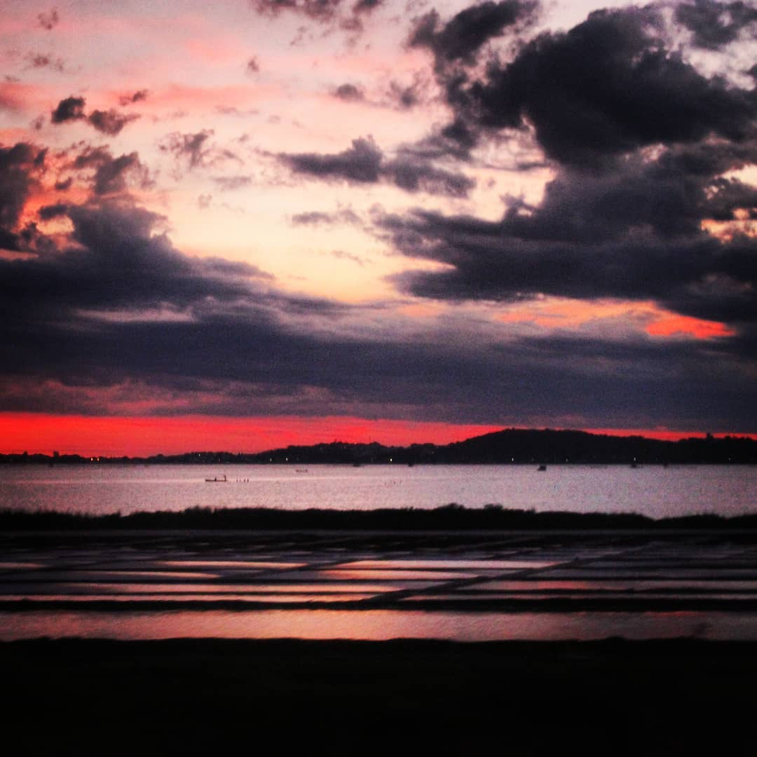 coucher de soleil brésil