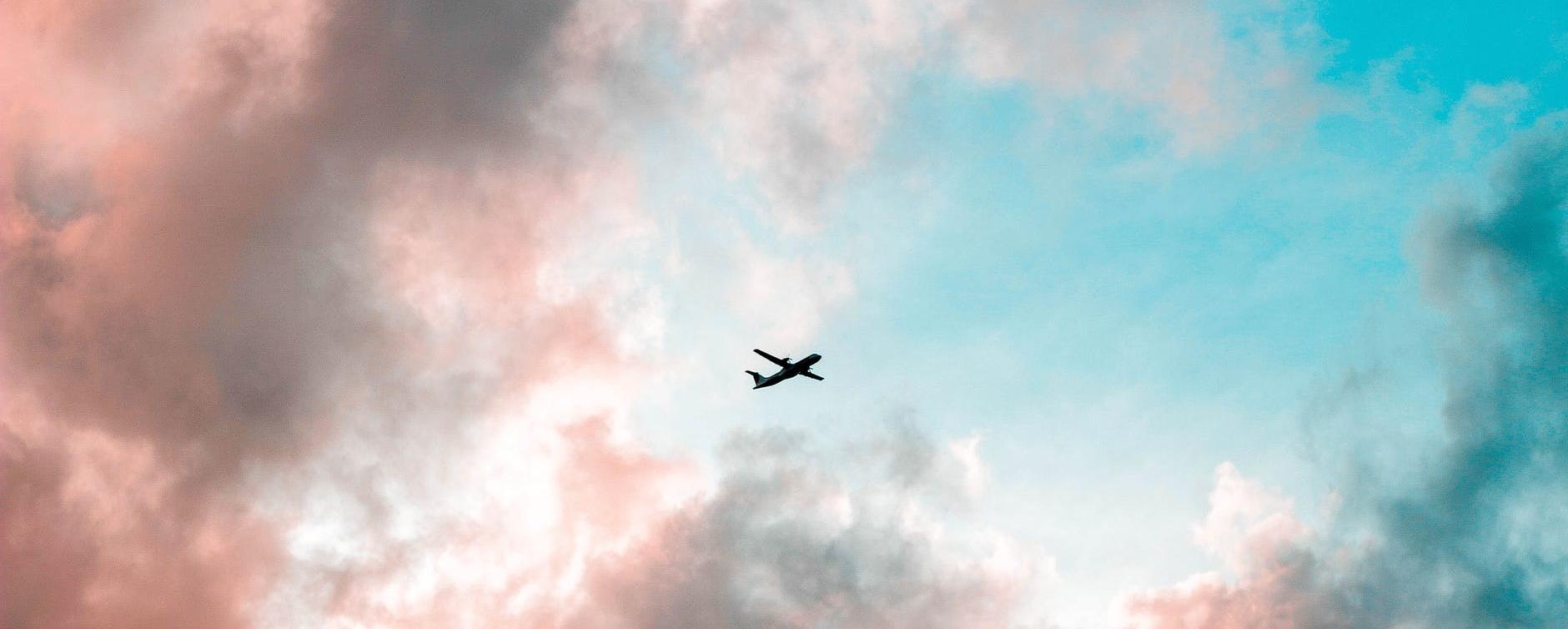 suivre un vol d'avion