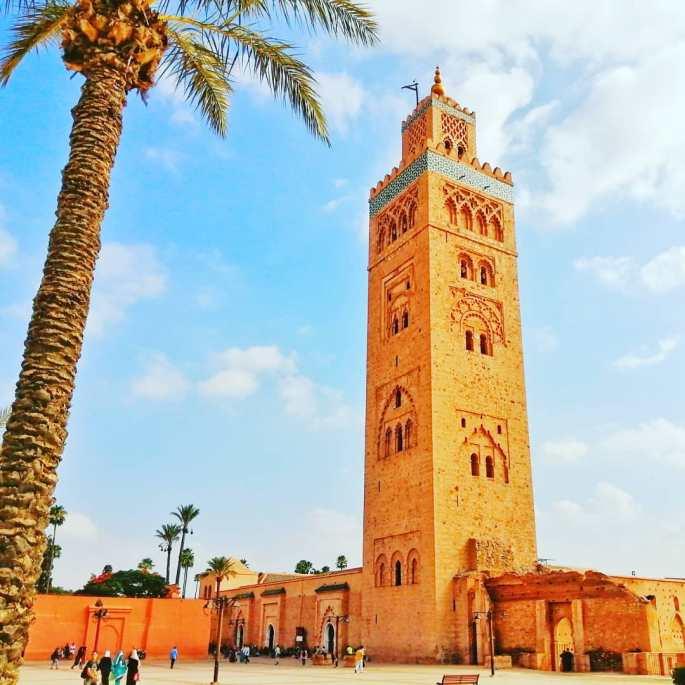 marrakech mosquee