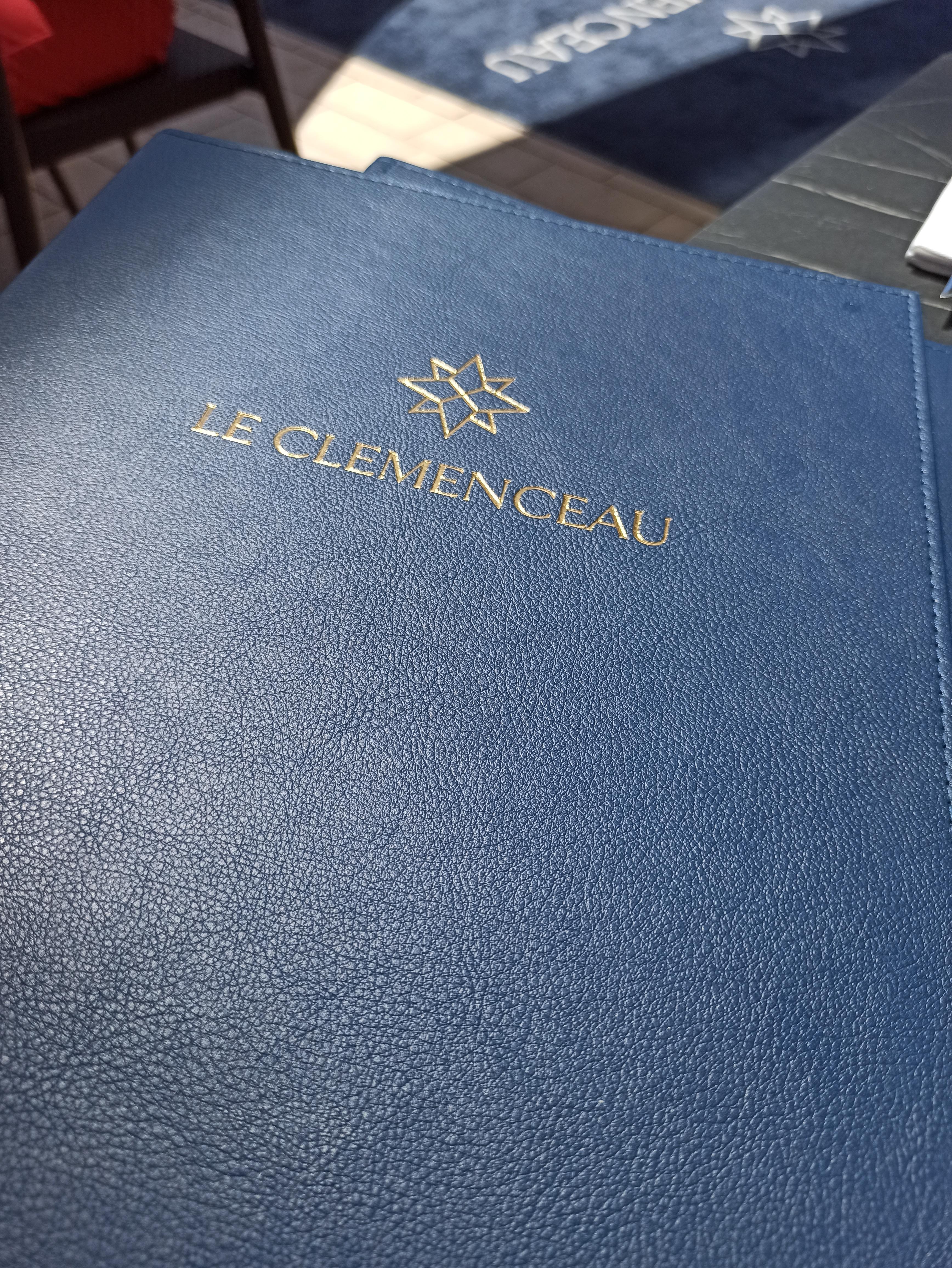 Le clémenceau Bordeaux