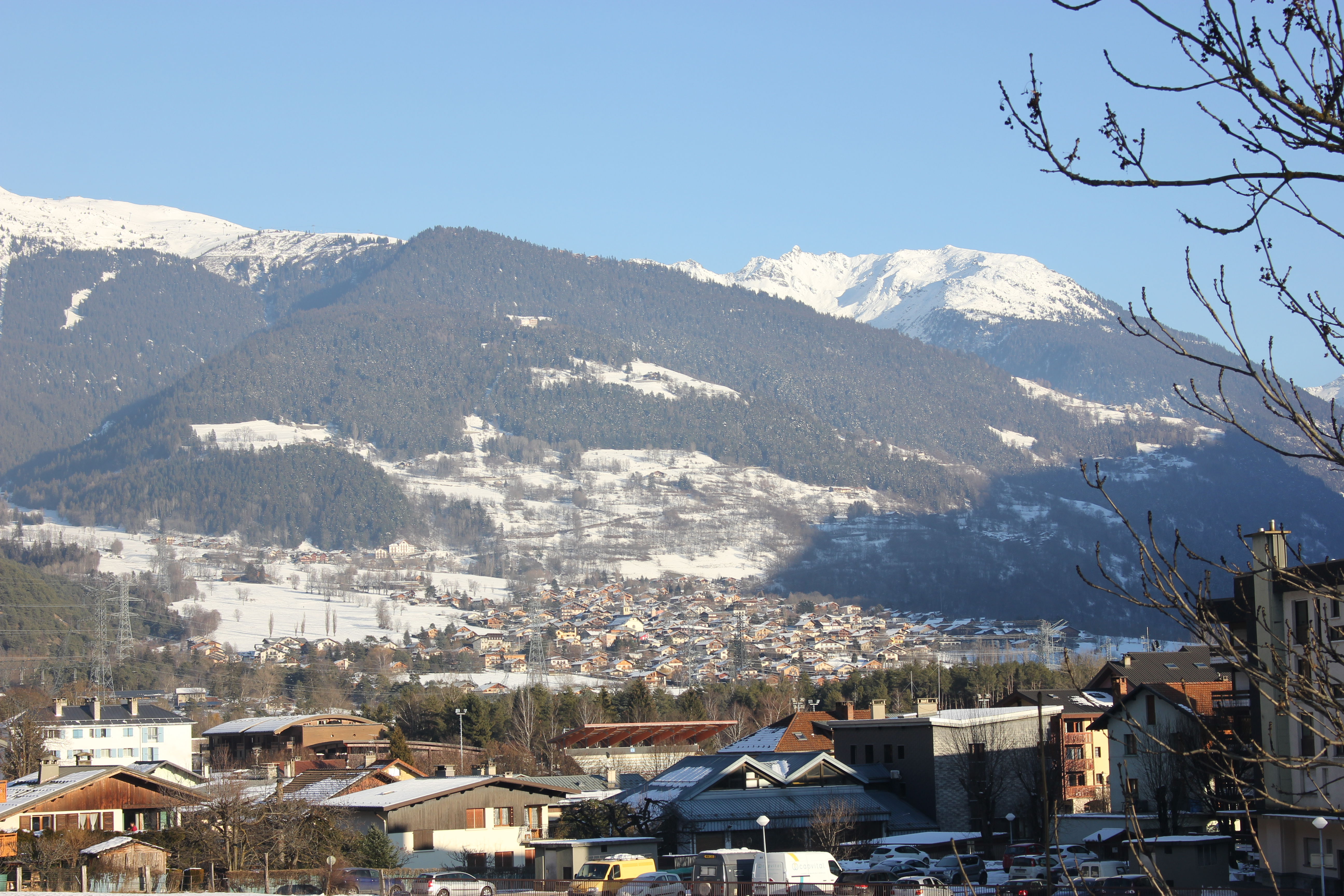 visiter Bourg St Maurice
