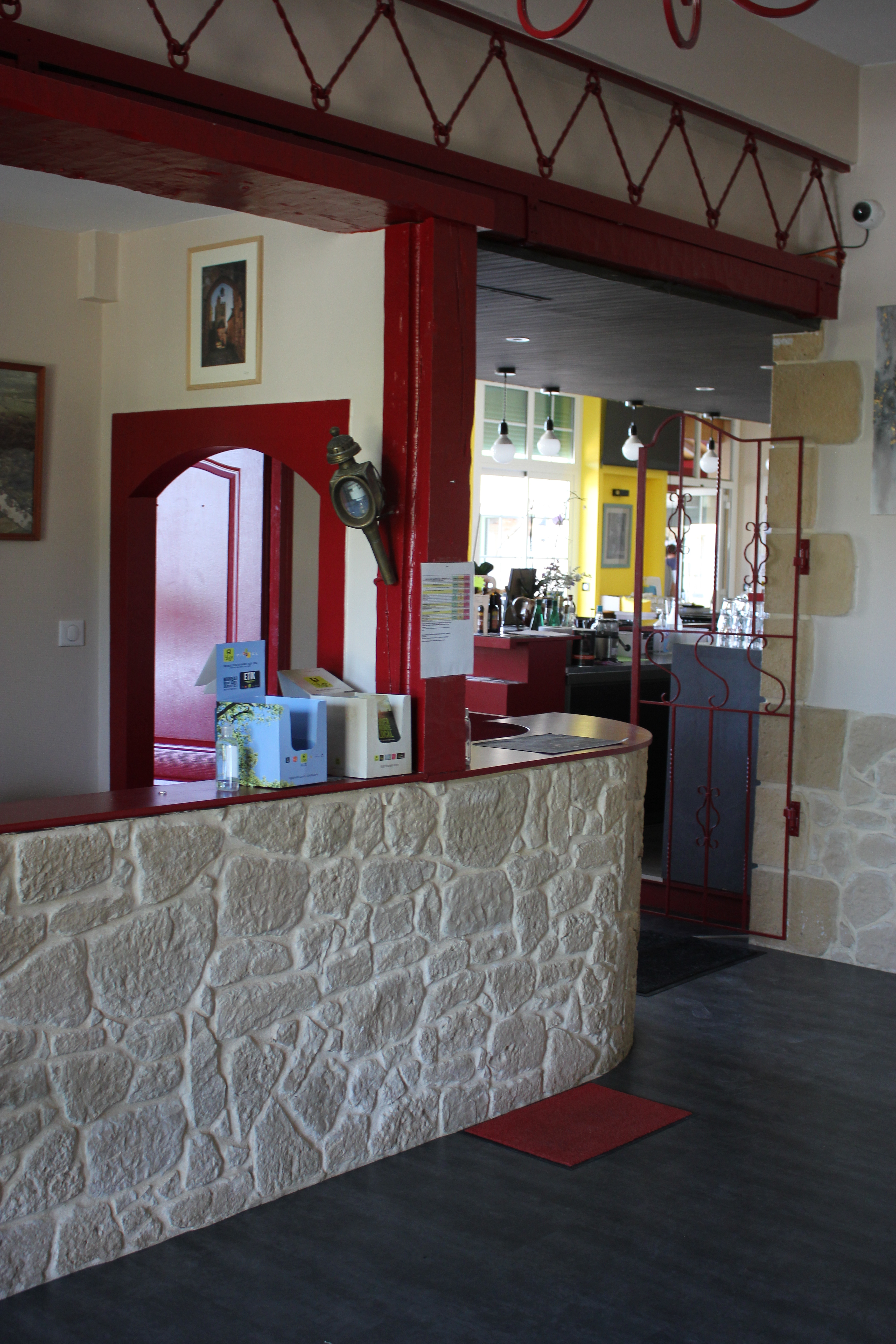 les balcons de l'espérance hôtel restaurant Limeuil