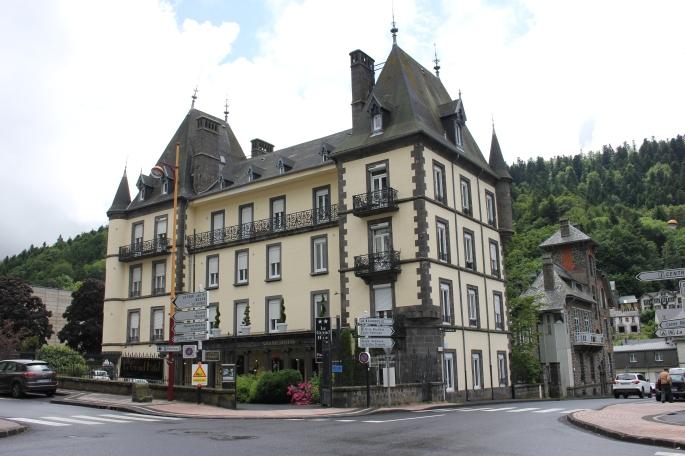 Visiter la Bourboule et le mont-dore